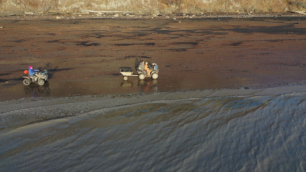 세계테마기행 1부 - 원더랜드 로키, 알래스카- 알래스카 겨울나기