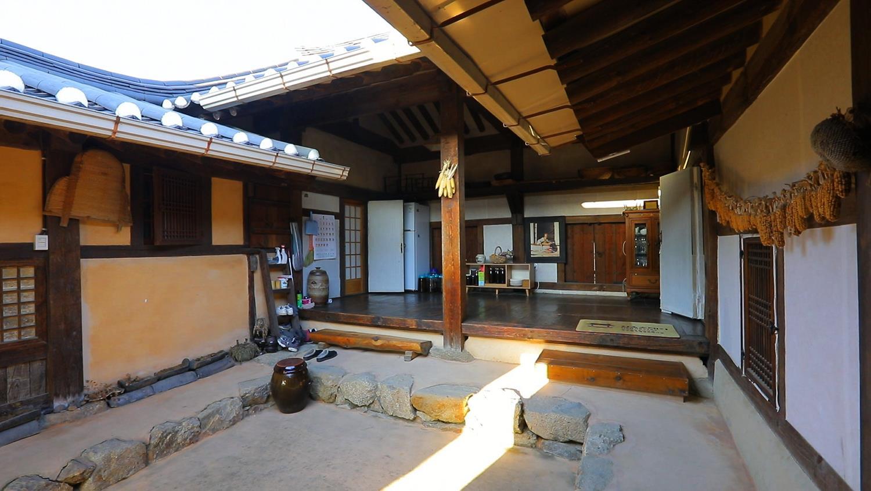 한국기행 - 고택의 겨울 2부 외나무다리 건너, 무섬
