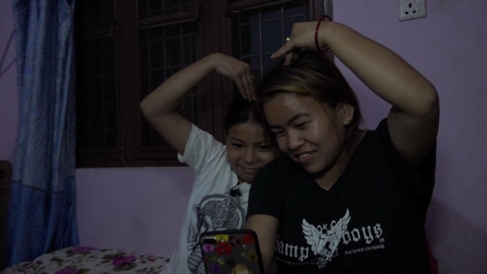 글로벌 아빠 찾아 삼만리 - 네팔 자매 푸남과 로린의 아빠사랑 사수기