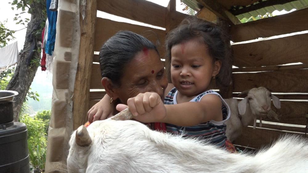글로벌 아빠 찾아 삼만리 [네팔 자매, 푸남과 로린의 아빠사랑 사수기]