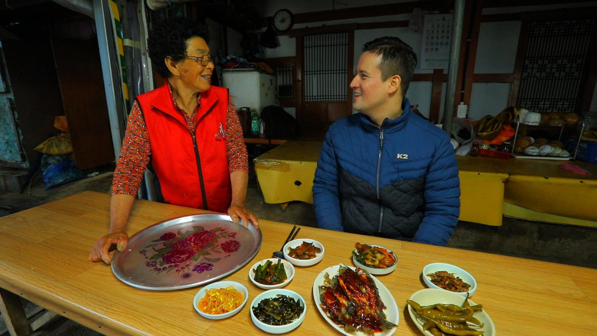 한국기행 - 섬마을 밥집 2부 그 섬에서 뭐 먹지?