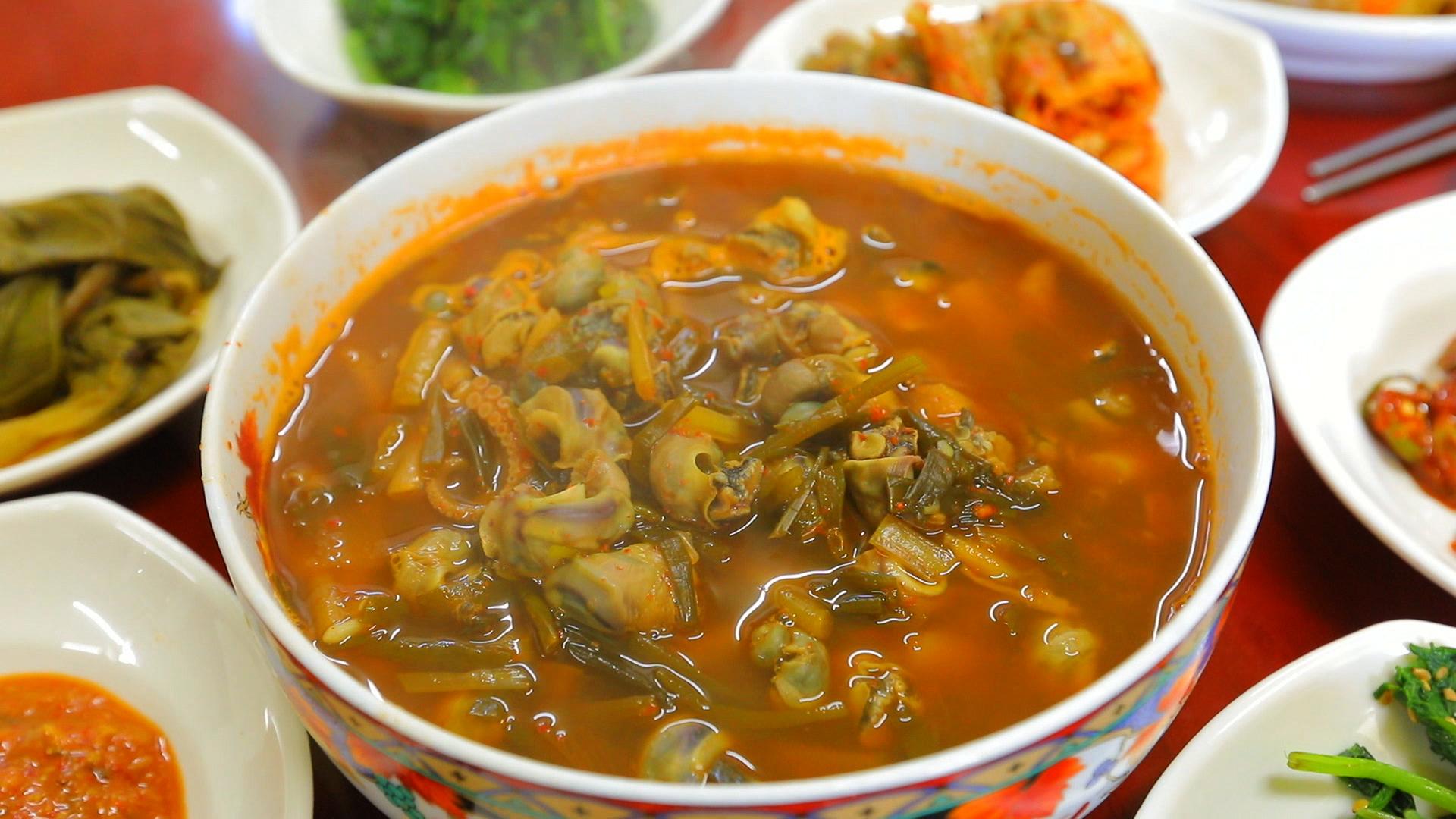 한국기행 - 섬마을 밥집 5부 옛 섬, 그 기억의 맛