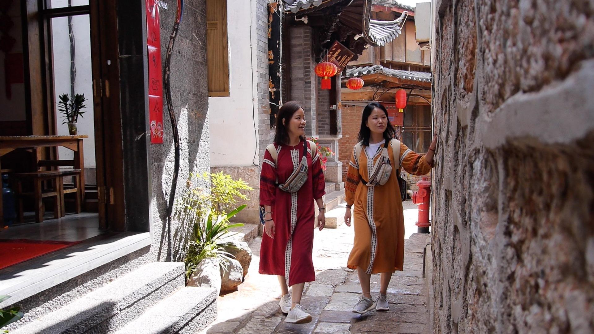 세계테마기행 - <창사특집> 시청자와 함께하는 1부 둘이라서 좋은 중국 윈난성