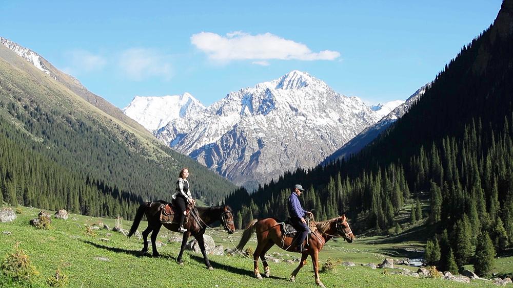 세계테마기행 - <창사특집> 시청자와 함께하는 3부 내 친구의 집은 어디인가, 키르기스스탄