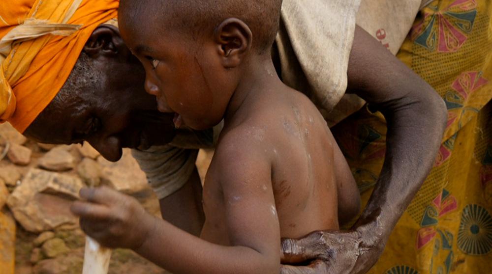 글로벌 프로젝트 나눔 [돗자리 짜는 할머니와 남겨진 아이들]