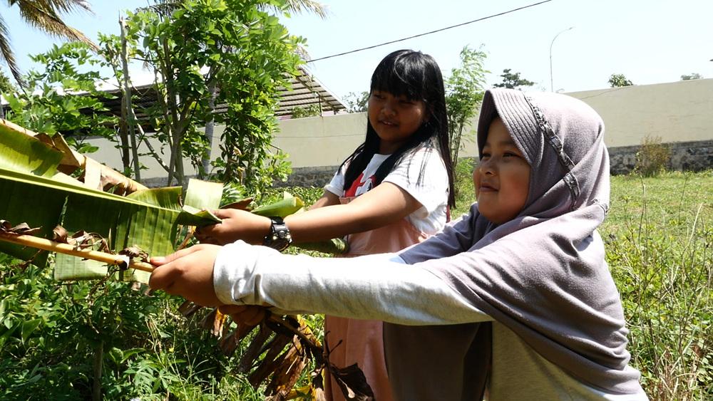 글로벌 아빠 찾아 삼만리 - 엄마 아빠의 빈 자리, 인도네시아 자매의 걱정