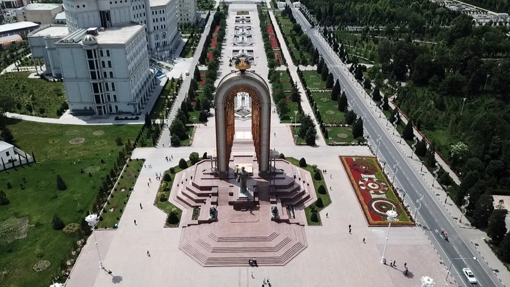 세계테마기행 - 내 인생의 오아시스 중앙아시아 1부 파미르 가는 길
