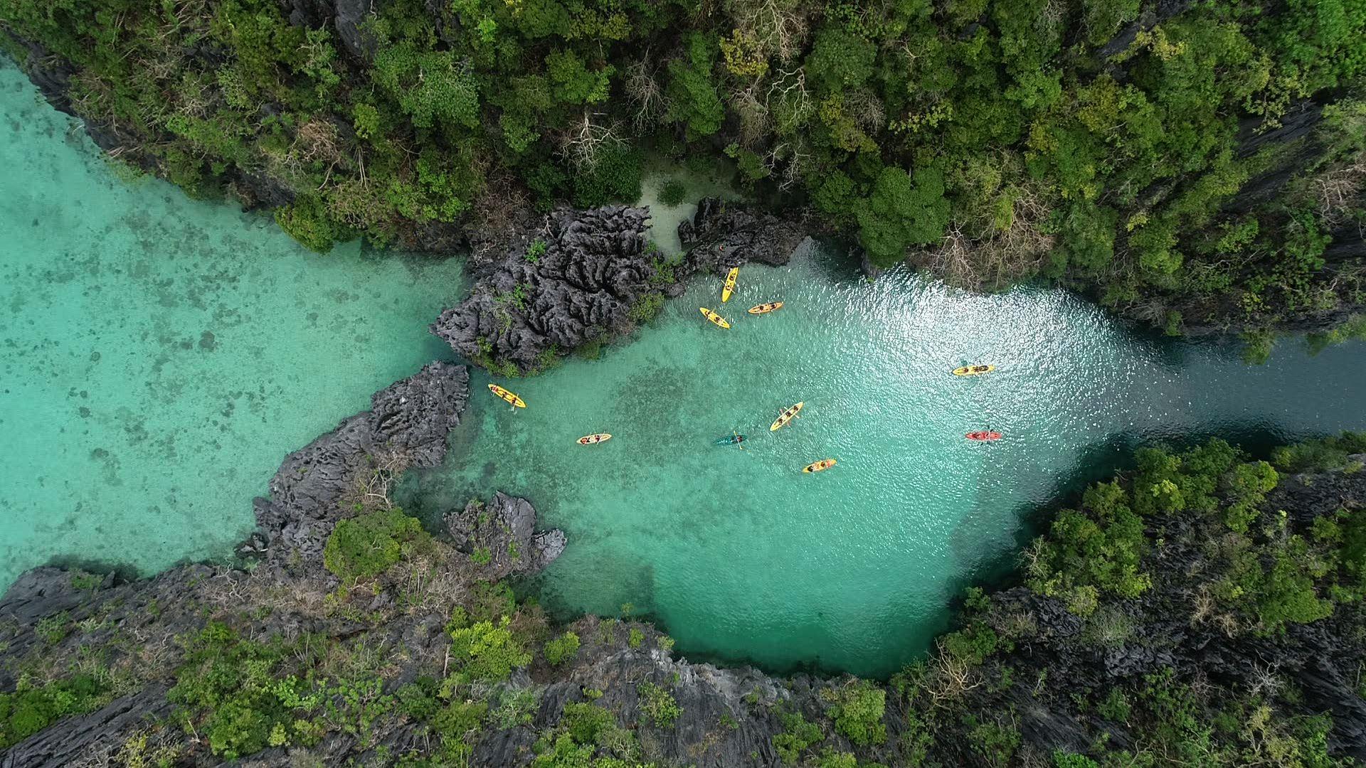 세계테마기행 [파란 나라 필리핀 - 4부. 세계 최고의 섬 팔라완]