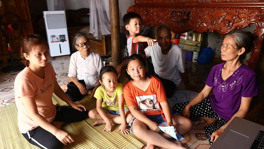 글로벌 아빠 찾아 삼만리 - 이대 종손 베트남 아빠와 권법소녀 큰딸