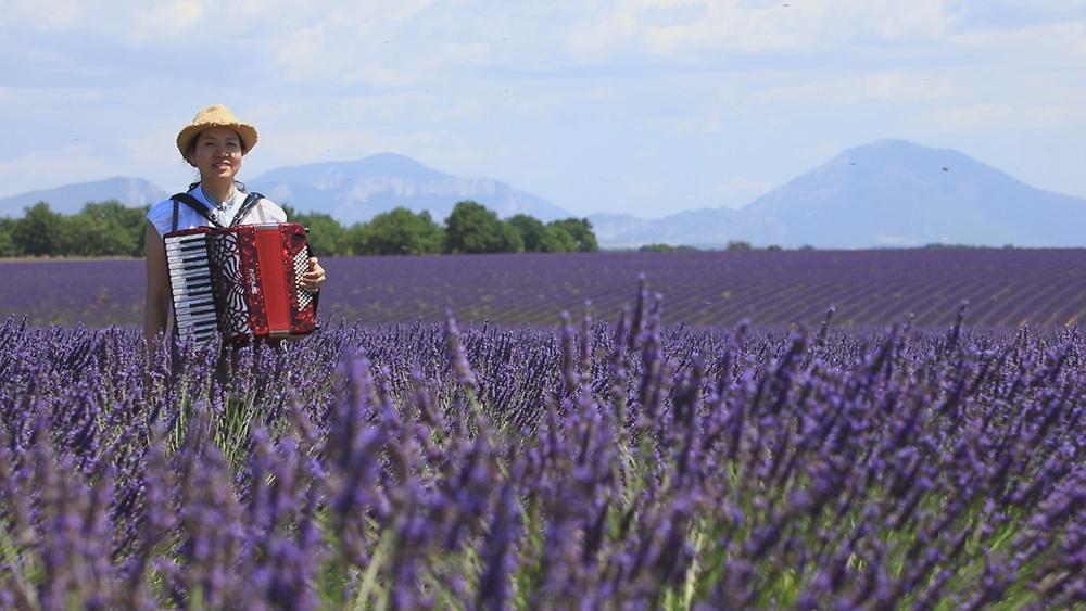 세계테마기행 - 색다른 여름 남부 프랑스 1부 언제나 로망 프로방스