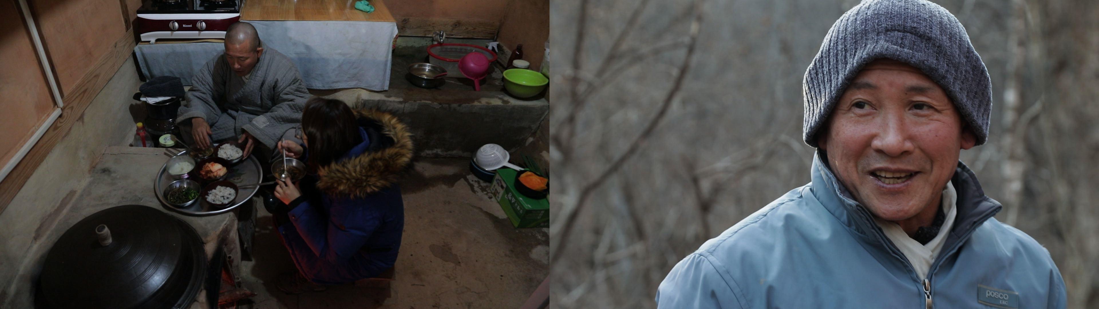 한국기행 - 그 겨울의 산사 2부 단순하게 소박하게