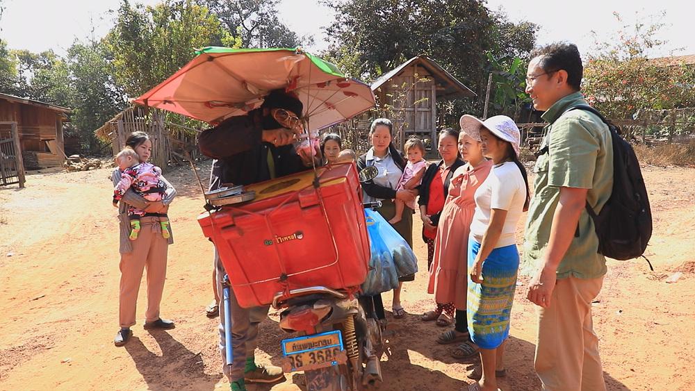 세계테마기행 1부 - 지금 아니면 못 볼 지도, 스리랑카 라오스 - 봄날의 보물찾기, 푸카오쿠아이