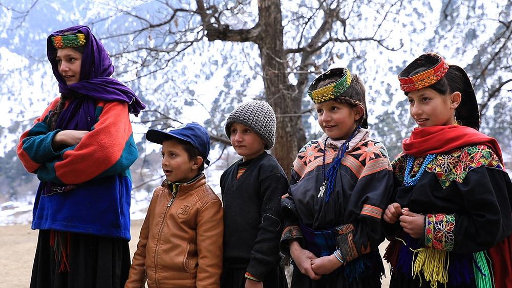 세계테마기행 1부 - 겨울 동화, 중국 신장웨이우얼 파키스탄-추울수록 따스한,칼라시